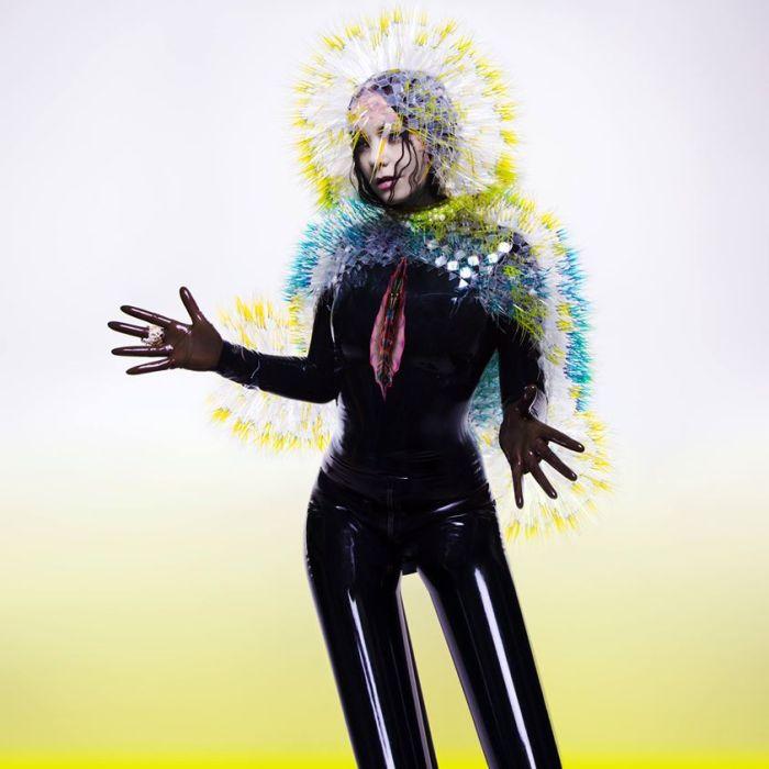 Björk, lo hizo de nuevo:¡magistral!